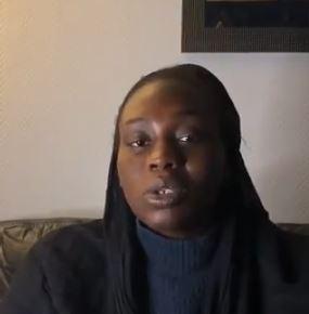 SNCF : une délinquante noire qui hurle comme une bête enragée…