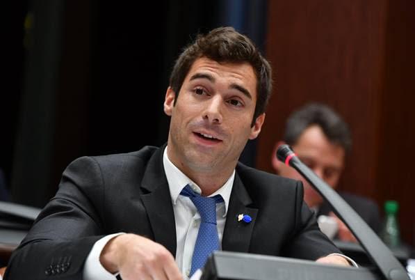 Julien Odoul est mon Président