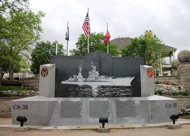 Commémorer l'USS Indianapolis et non l'US Floyd Minneapolis