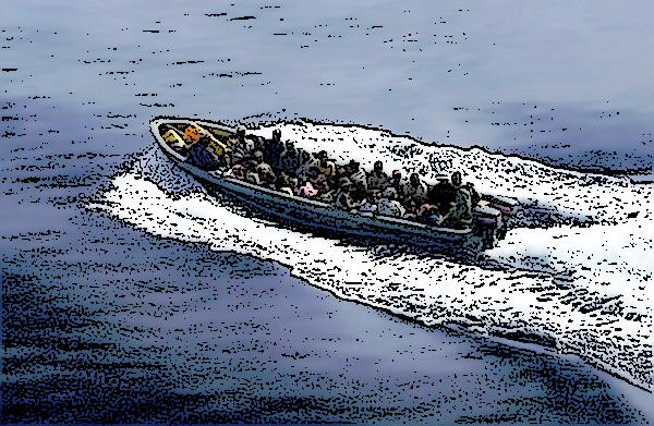 C'est kwassa? Migrants reçus par le Préfet à Mayotte, et hop 30 euros chacun par semaine !