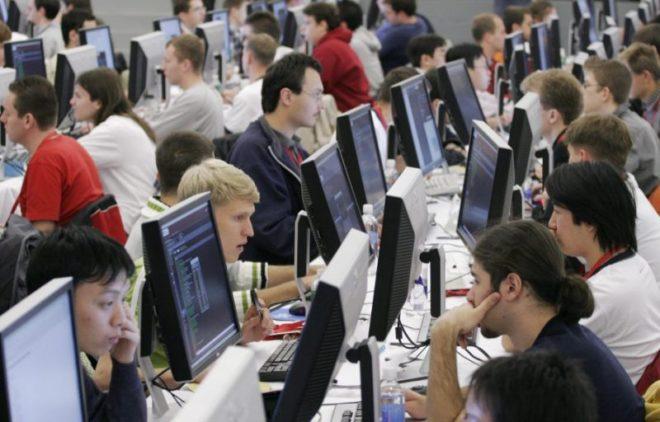 Blancs et Asiatiques massivement représentés dans la Silicon Valley car plus performants dans ce domaine !