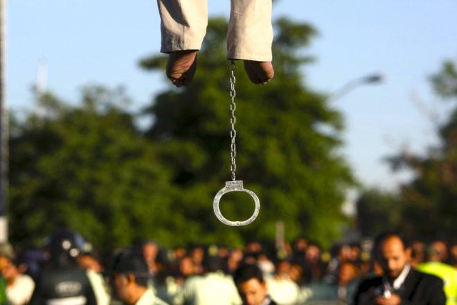 Un iranien a été pendu cette semaine. Son crime ? Avoir bu de l'alcool en dépit de la loi islamique.