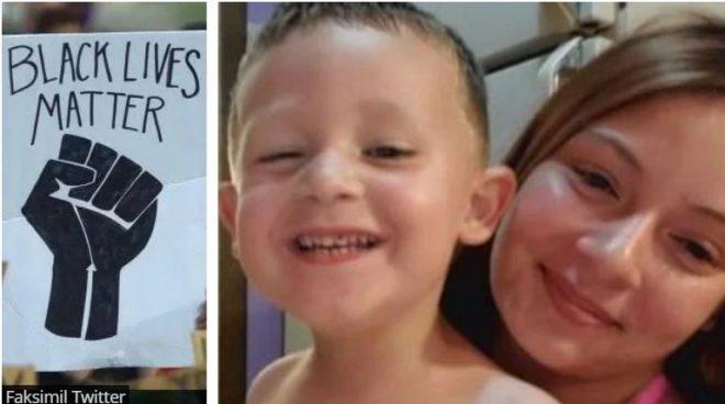 """Jessica, jeune maman, tuée par des Black Lives Matter pour avoir dit «toutes les vies comptent""""…"""