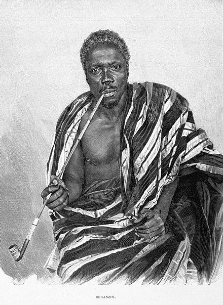 Voici la véritable histoire de l'esclavagiste Béhanzin dont le chef de la LDNA a repris fièrement le nom