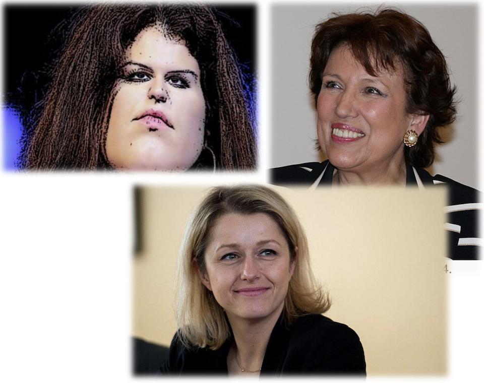 Schiappa, Pompili, Bachelot : Macron aime les gourdasses pourries