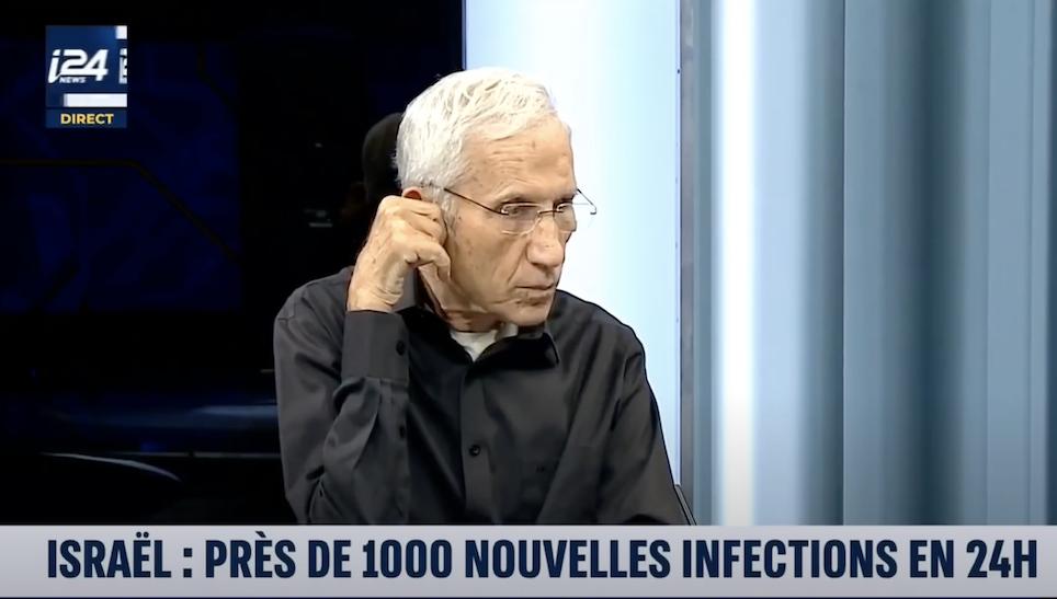 Le professeur israélien Yoram Lass : l'épidémie Covid 19 est finie, les tests révèlent juste d'anciennes contaminations !