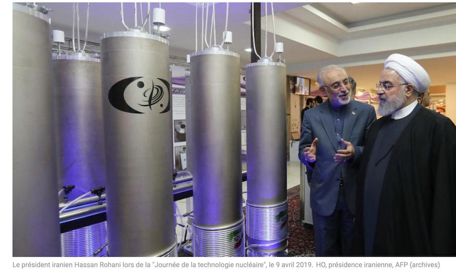 Iran : les Israéliens font-ils exploser les installations nucléaires pour ralentir l'arme nucléaire voulue par Biden ?