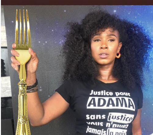 «#Justice pour l'homme qui a été violé par Adama Traoré»
