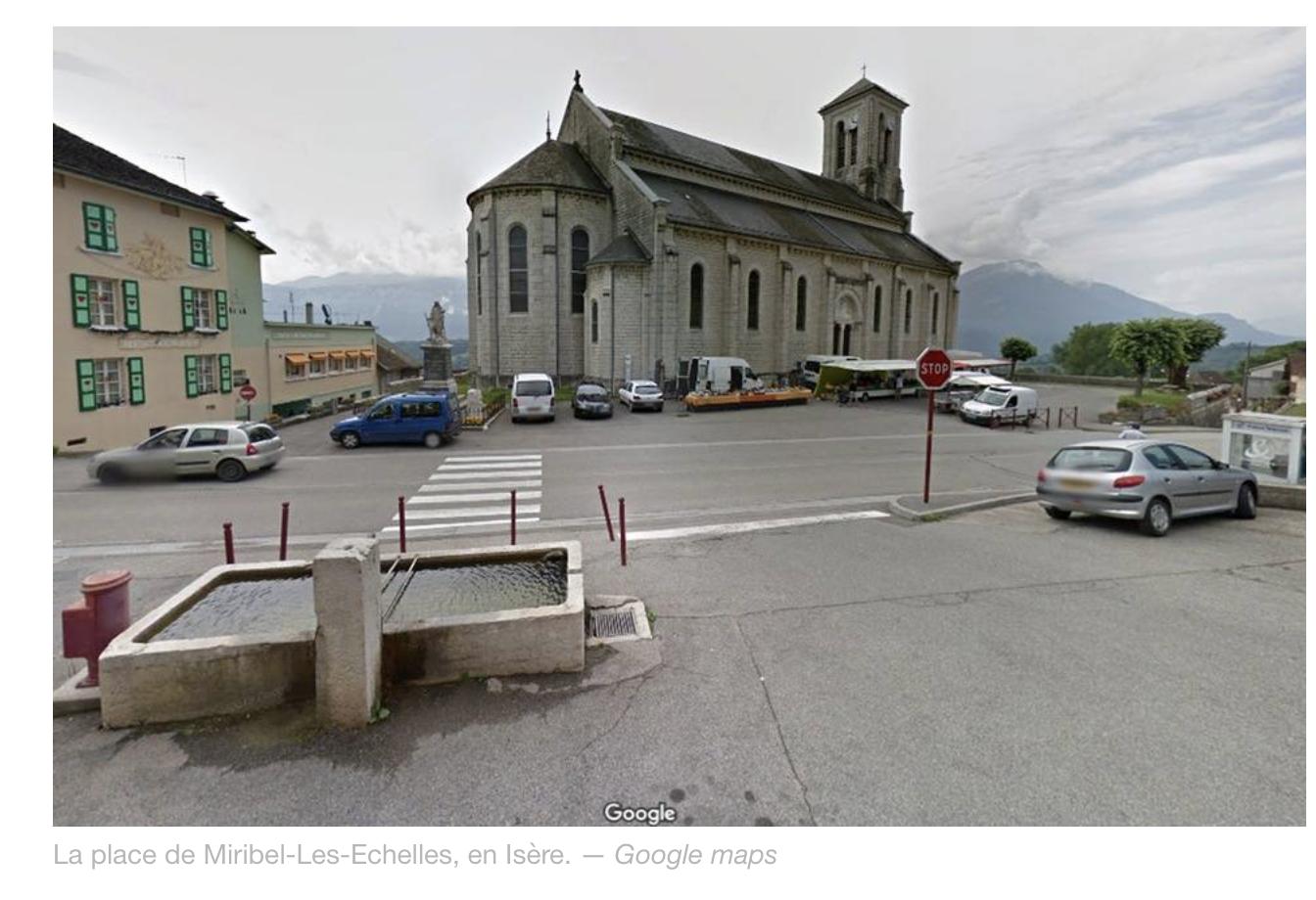 Miribel-les-Echelles : 6 djeunes agressent le maire,  il ne les laissait pas envoyer des feux d'artifice sur l'église