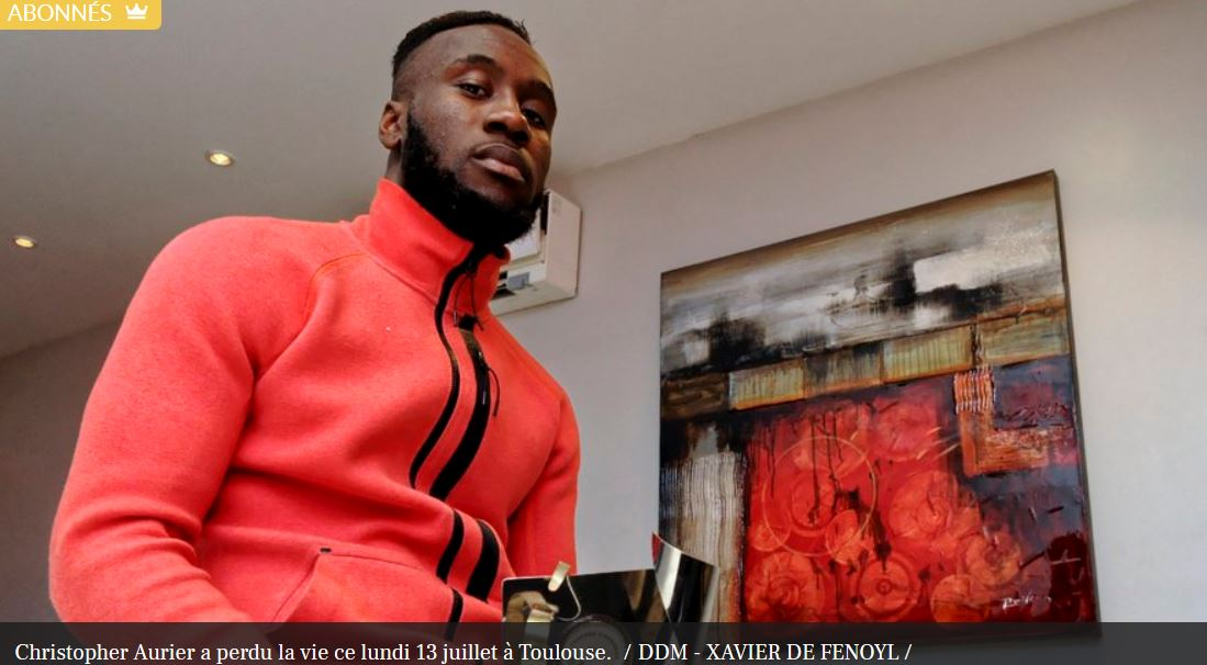 Toulouse : un buteur ivoirien buté à la sortie d'un bar