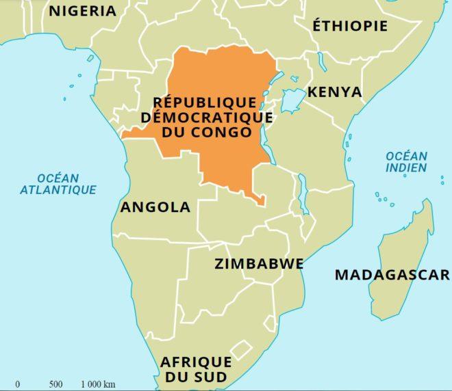 Décolonisation : en 1962, la RD du Congo  et la Corée du Sud avaient les mêmes PIB et nombre d'habitants