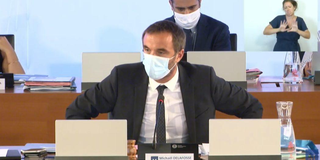 La première subvention du nouveau maire de Montpellier est pour l'accueil des migrants : 15 000 euros