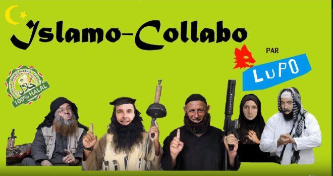 Vidéo : les islamo-collabosen chanson !