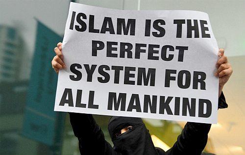 L'islam n'est pas une religion, mais un système politique totalitaire