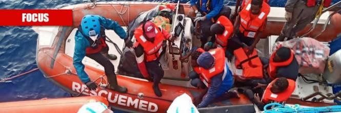 43 migrants débarqués en Italie dont 8 positifs au Covid 19…