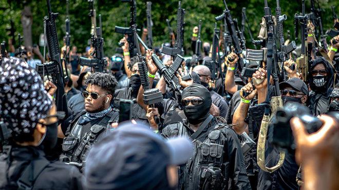 Etats-Unis : le chef de la milice noire radicale NFAC veut son propre Etat, réservé aux Noirs