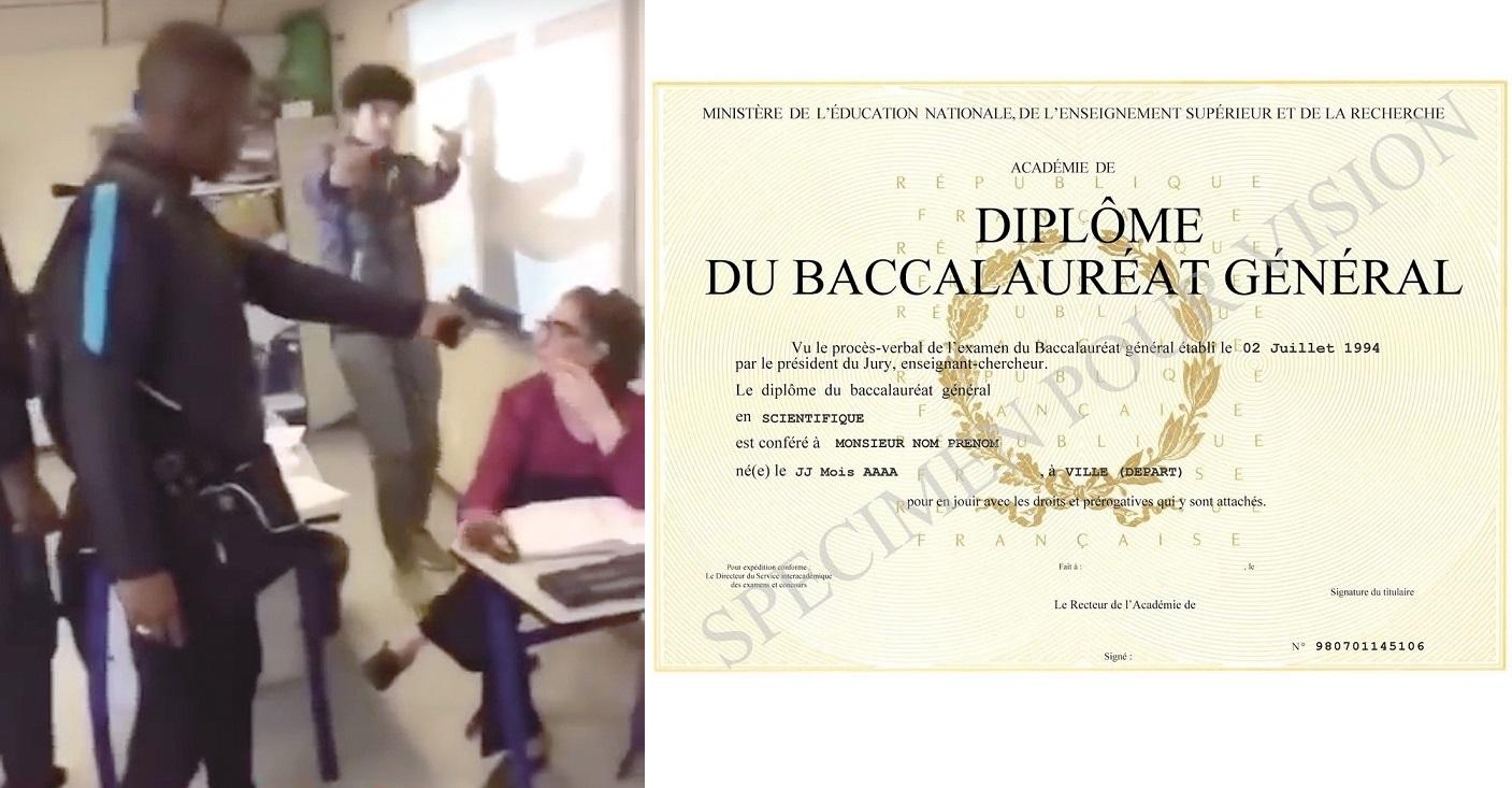 Trop fort : 98,2% de réussite au bac en Seine-Saint-Denis !
