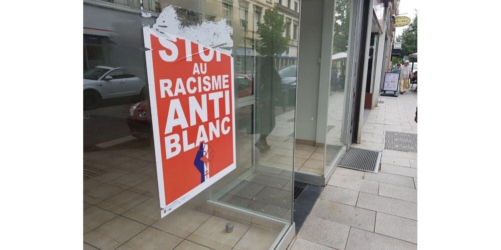 Video interdite : une racisée agresse une Blanche mais ce n'est pas du racisme selon le procureur