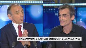 Face à Face Zemmour-Enthoven:  halte à la boucherie!