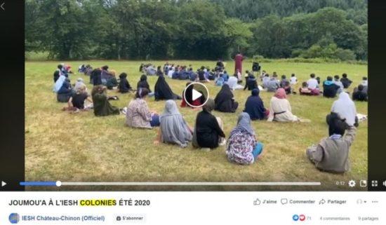 La CAF finance l'IESH de Château-Chinon où la «colonie de vacances» étudie le Coran !