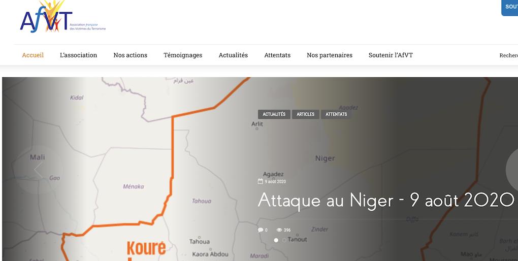 Niger : de quoi se mêle l'AFVT, une association qui pactise avec l'islam ?