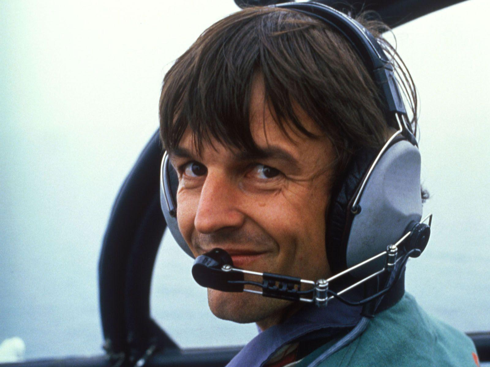 Déjà en 1985 Hulot rentrait chez lui en hélicoptère… parce que tel était son bon plaisir !