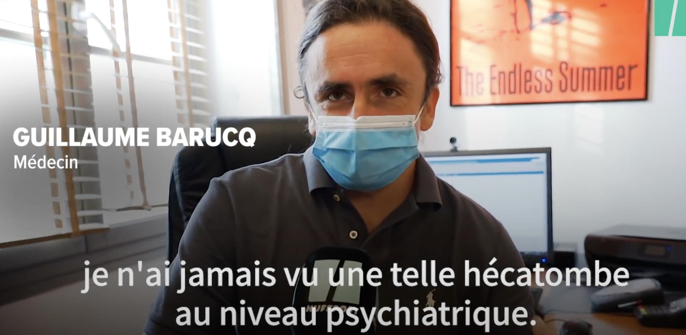 Biarritz : interdiction faite aux Anciens de nager, décret Véran oblige !