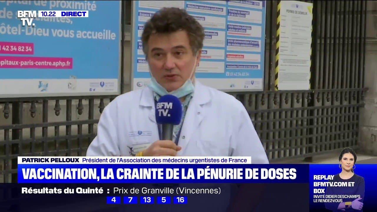 Dernière de Pelloux : bientôt des émeutes pour se faire vacciner…