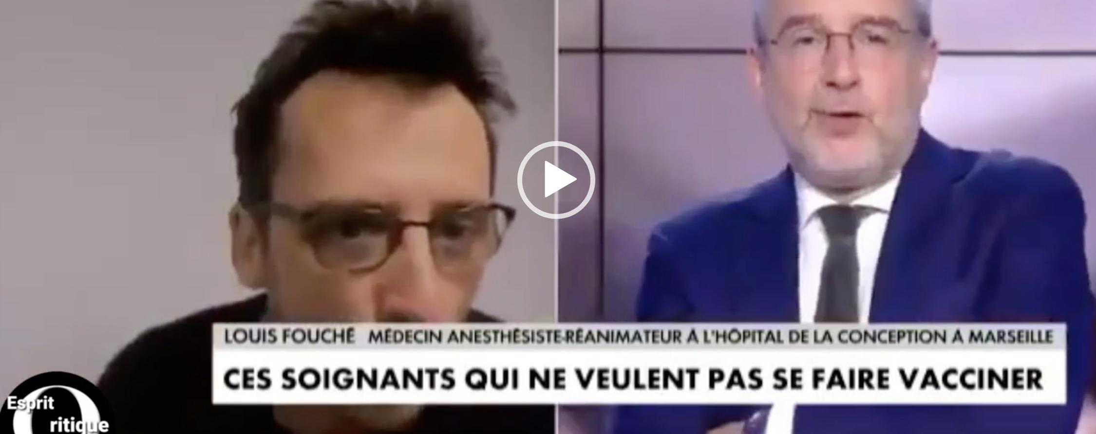 Le Dr Fouché explique comment refuser légalement le vaccin