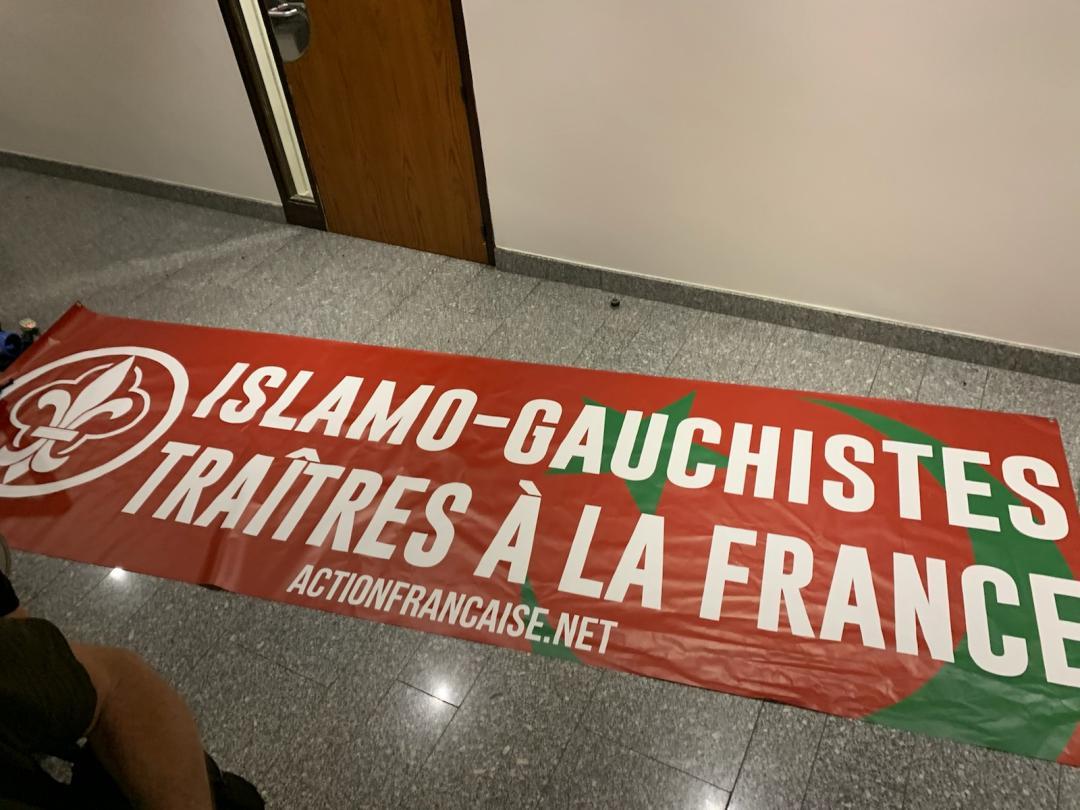 Action française : bravo à la dénonciation des islamo-gauchistes d'Occitanie