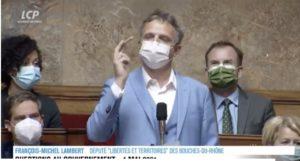 L'écolo dégénéré François-Michel Lambert propose du cannabis à l'Assemblée !