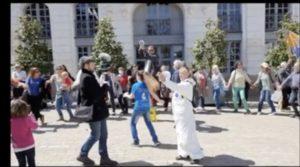 Auray : belle manif anti-dictature organisée par les Patriotes