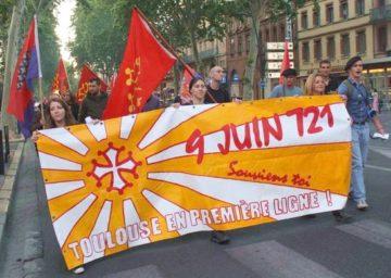 commémoration de la bataille de Toulouse du 9 juin 721