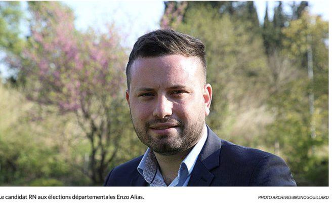 C'est la haine des collabos pour le RN qui a causé l'agression d'Enzo Alias