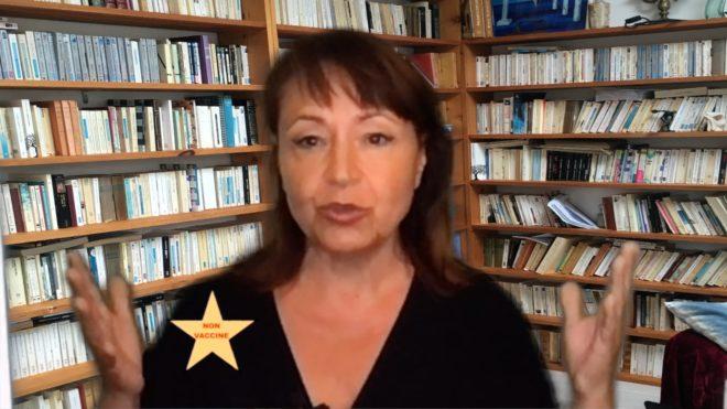 Je porte une étoile jaune «non vaccinée» et merde aux laquais du pouvoir