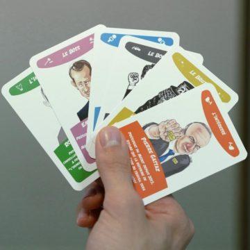 Le jeu des sept familles politiques