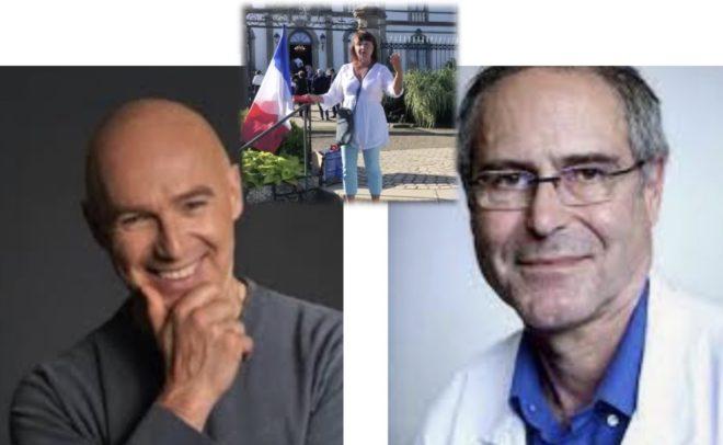 Ploërmel : j'ai parlé d'une rencontre avec Olivier Soulier et le Pr Perronne