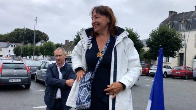 Christine Tasin à Ploërmel : nous gagnerons !